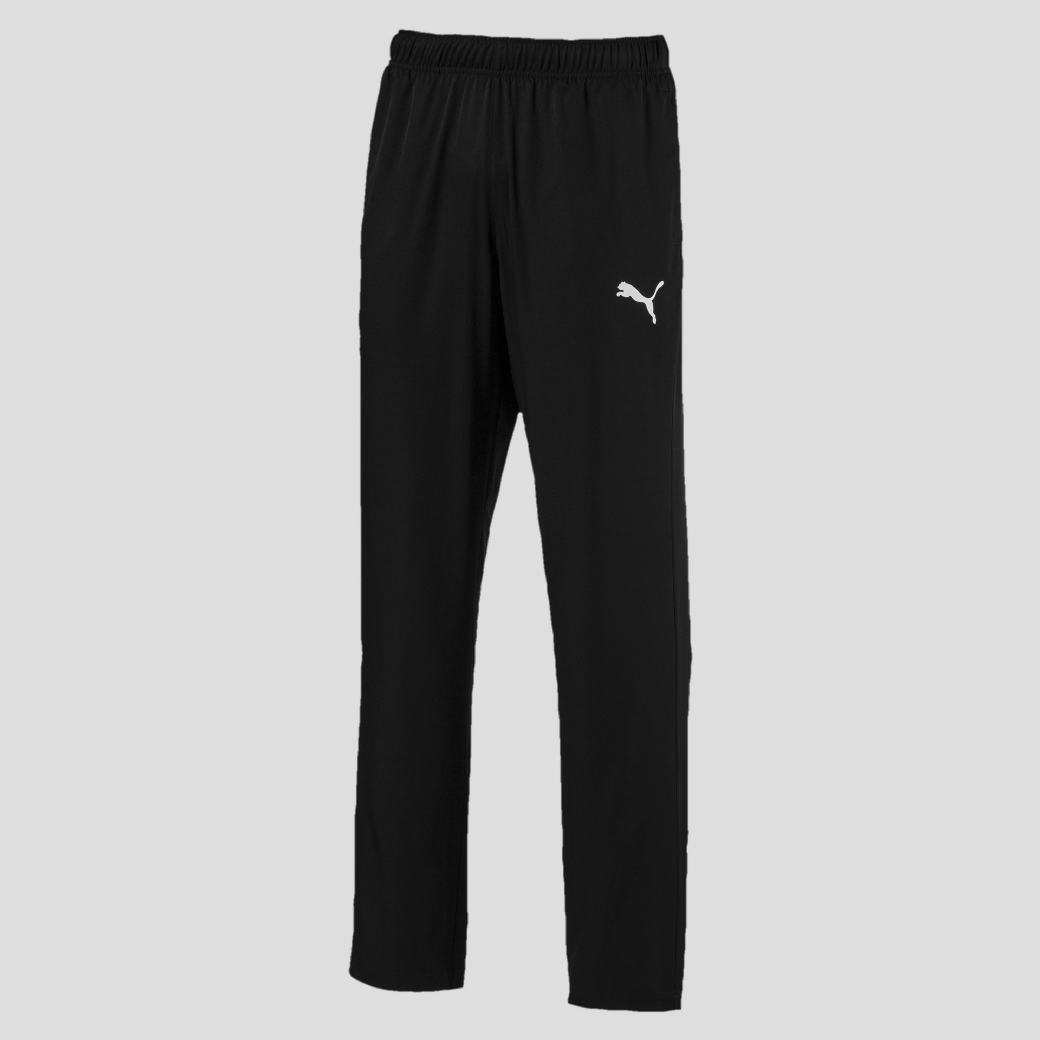 PUMA ACTIVE WOVEN TRAININGSBROEK ZWART HEREN