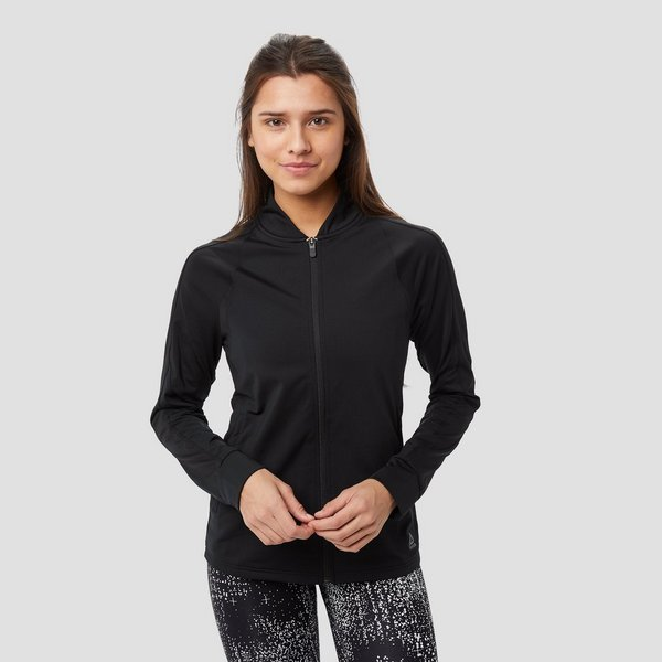 REEBOK ONE SERIES TRAININGSJAS ZWART DAMES