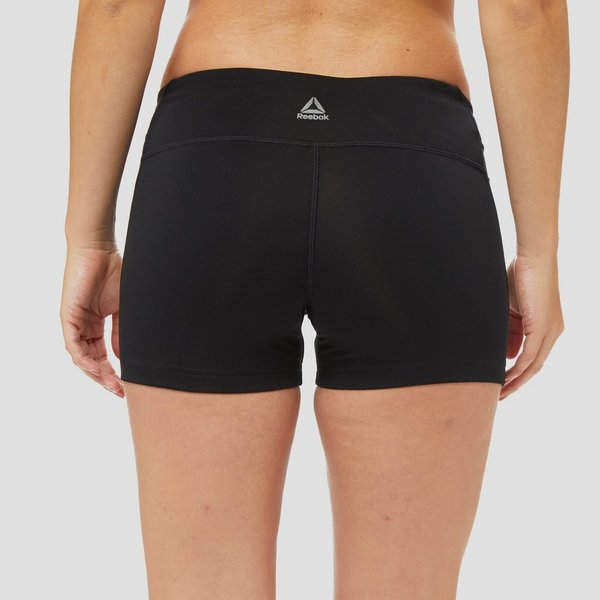 REEBOK HOT START SPORTBROEKJE ZWART DAMES