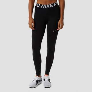 NIKE PRO NEW SPORTTIGHT ZWART DAMES