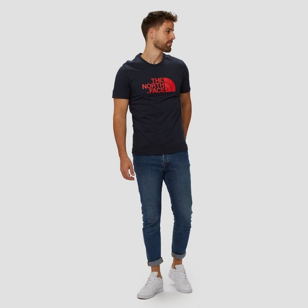 THE NORTH FACE EASY SHIRT BLAUW HEREN