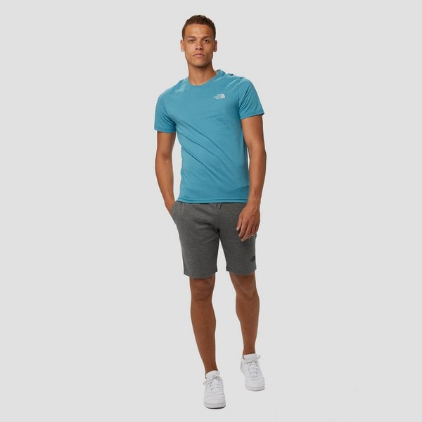 THE NORTH FACE SIMPLE DOME SHIRT BLAUW HEREN