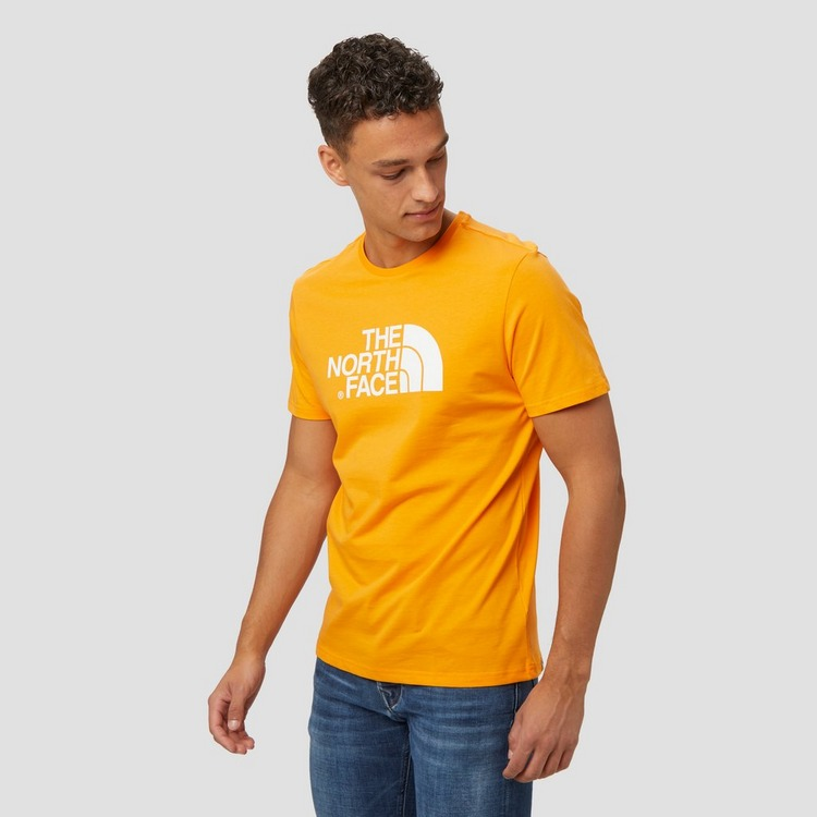 THE NORTH FACE EASY SHIRT ORANJE HEREN