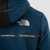 THE NORTH FACE OVERLAY VEST BLAUW HEREN