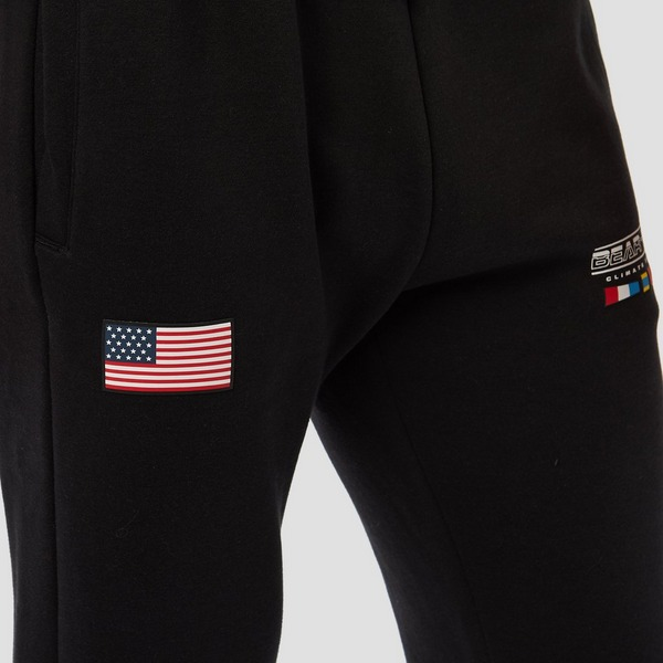 BEAR MAX BAY JOGGINGBROEK ZWART HEREN