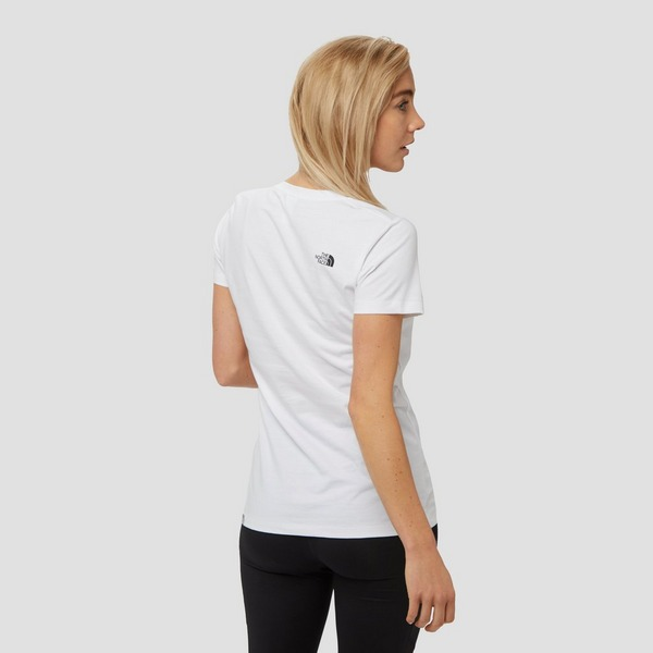 THE NORTH FACE EASY SHIRT WIT DAMES