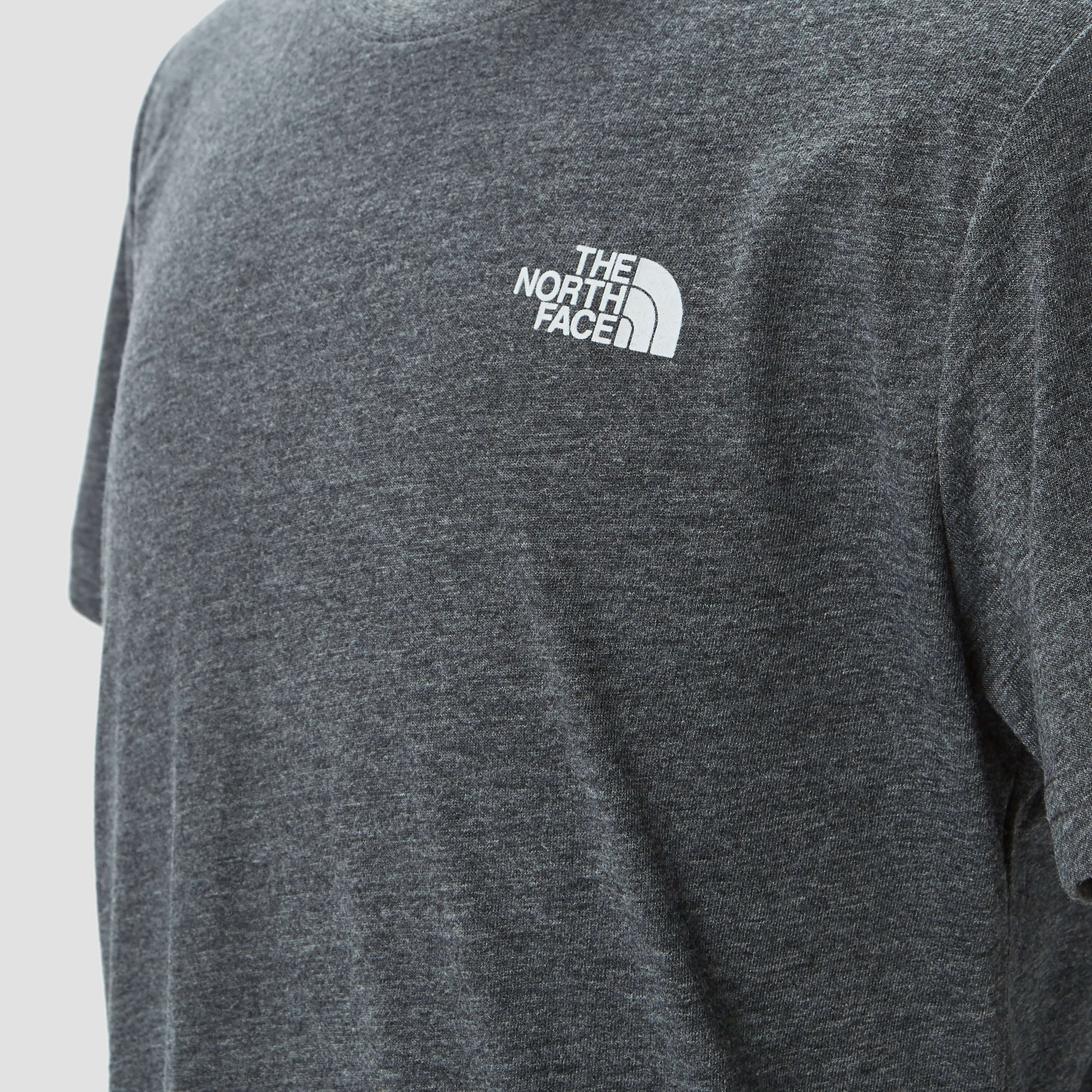 THE NORTH FACE SIMPLE DOME SHIRT GRIJS KINDEREN