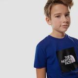 THE NORTH FACE BOX SHIRT BLAUW KINDEREN