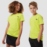 THE NORTH FACE SIMPLE DOME SHIRT WIT KINDEREN