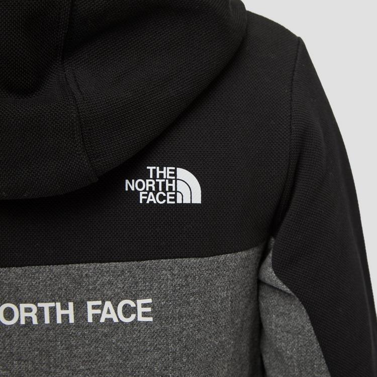 THE NORTH FACE SOUTH PEAK TRUI ZWART/GRIJS KINDEREN