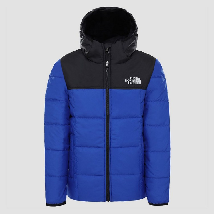 THE NORTH FACE REVERSIBLE PERRITO JAS BLAUW KINDEREN