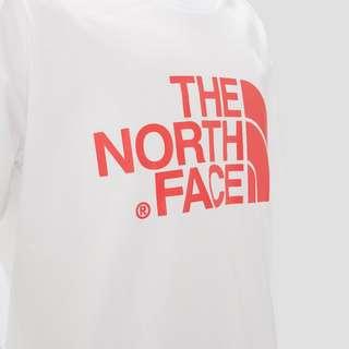 THE NORTH FACE LOGO SHIRT WIT KINDEREN