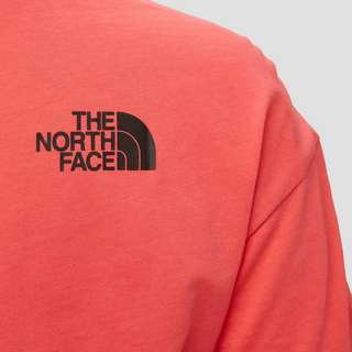 THE NORTH FACE CROPPED SHIRT ROZE KINDEREN