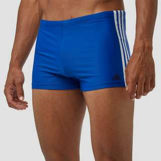 ADIDAS FITNESS 3 STRIPES ZWEMBROEK BLAUW HEREN | Perrysport