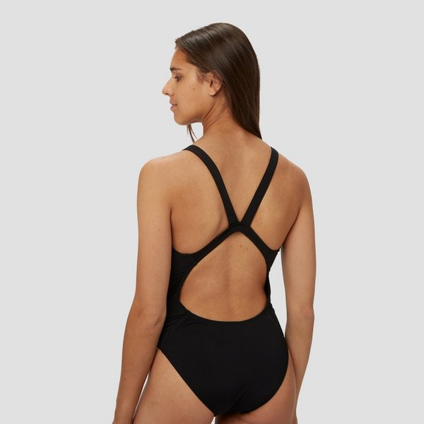 ADIDAS PRO SUIT 3-STRIPES BADPAK ZWART DAMES