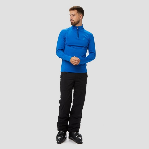 PROTEST WILLOWY SKI PULLY BLAUW HEREN