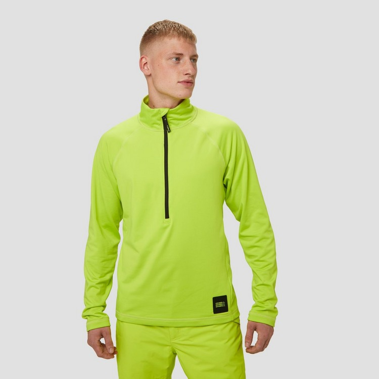 O'NEILL CLIME FLEECE SKI PULLY GROEN HEREN