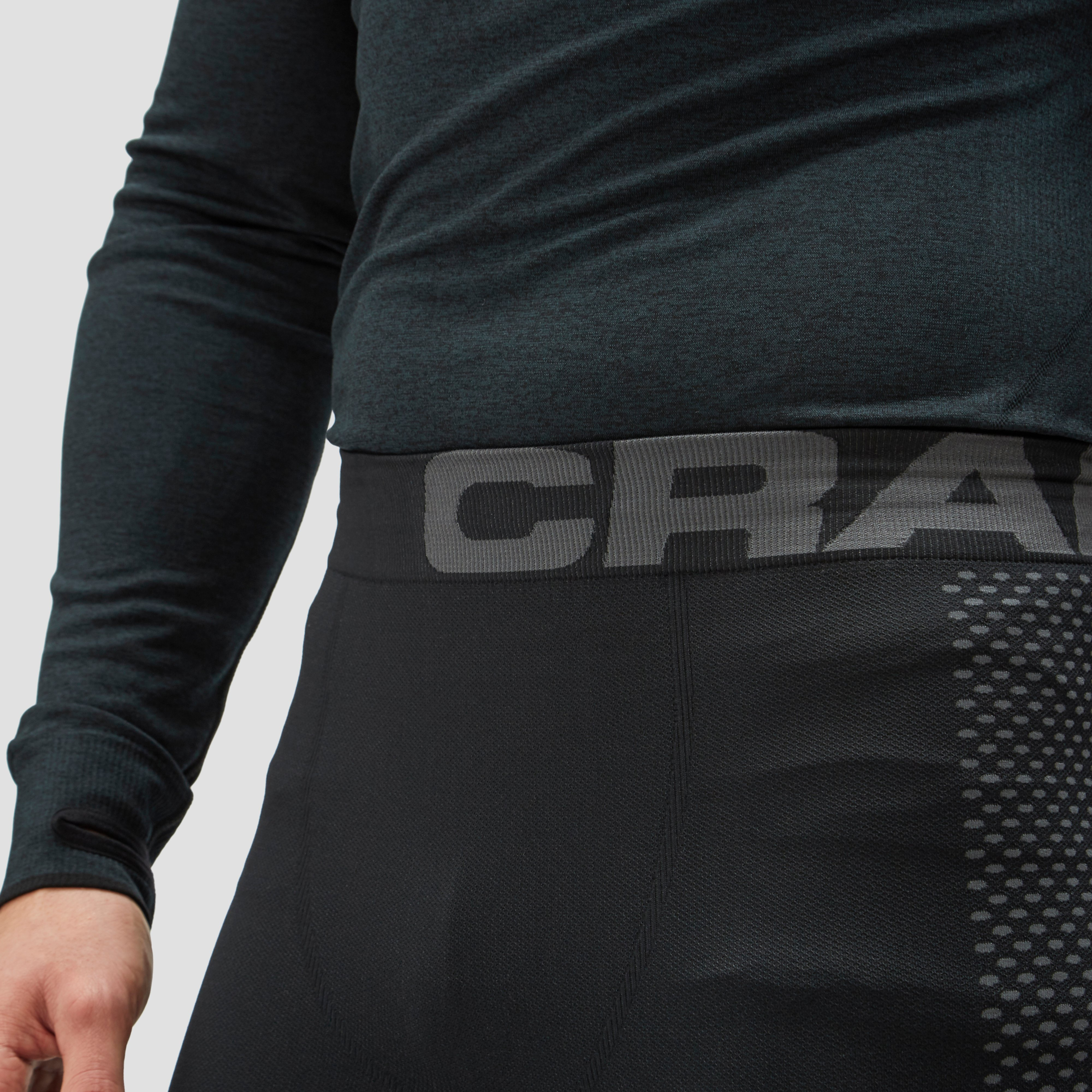 CRAFT WARM INTENSITY WINTER BROEK ZWART HEREN