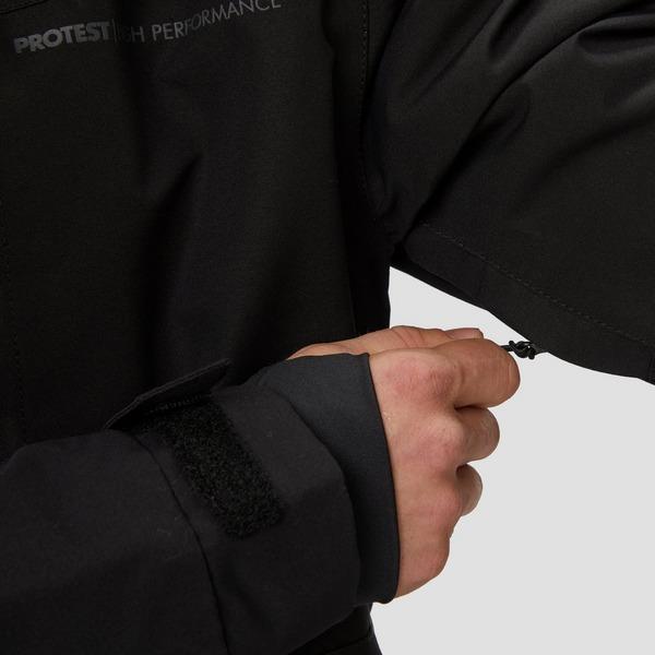 PROTEST ARRAM SKI JAS ZWART HEREN