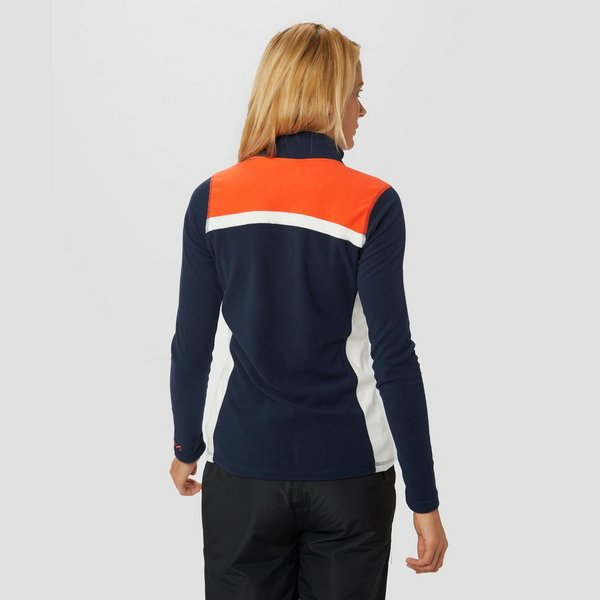 SPEX ASCENSION FLEECE PULLY BLAUW DAMES