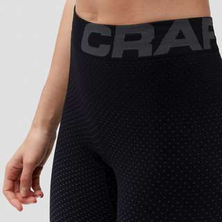 CRAFT WARM INTENSITY THERMO BROEK ZWART DAMES