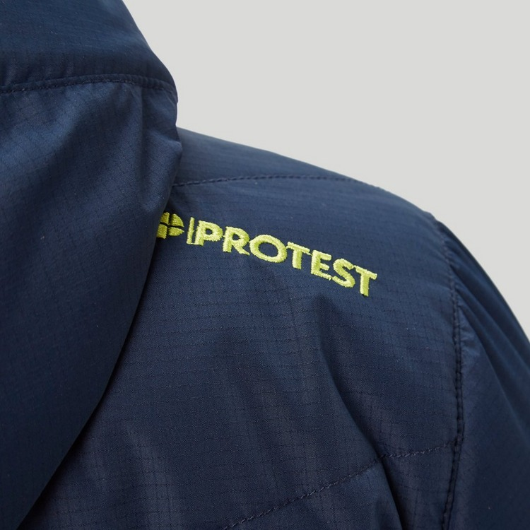 PROTEST STRIDER SKI JAS BLAUW KINDEREN