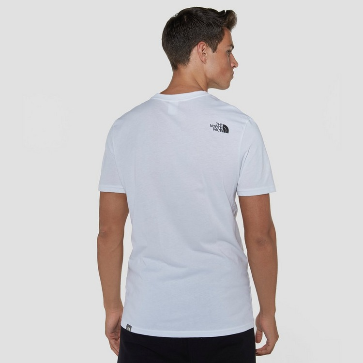 THE NORTH FACE EASY SHIRT WIT HEREN