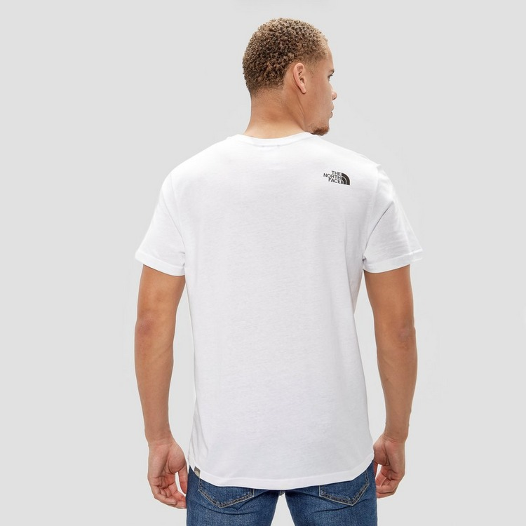THE NORTH FACE SIMPLE DOME SHIRT WIT HEREN