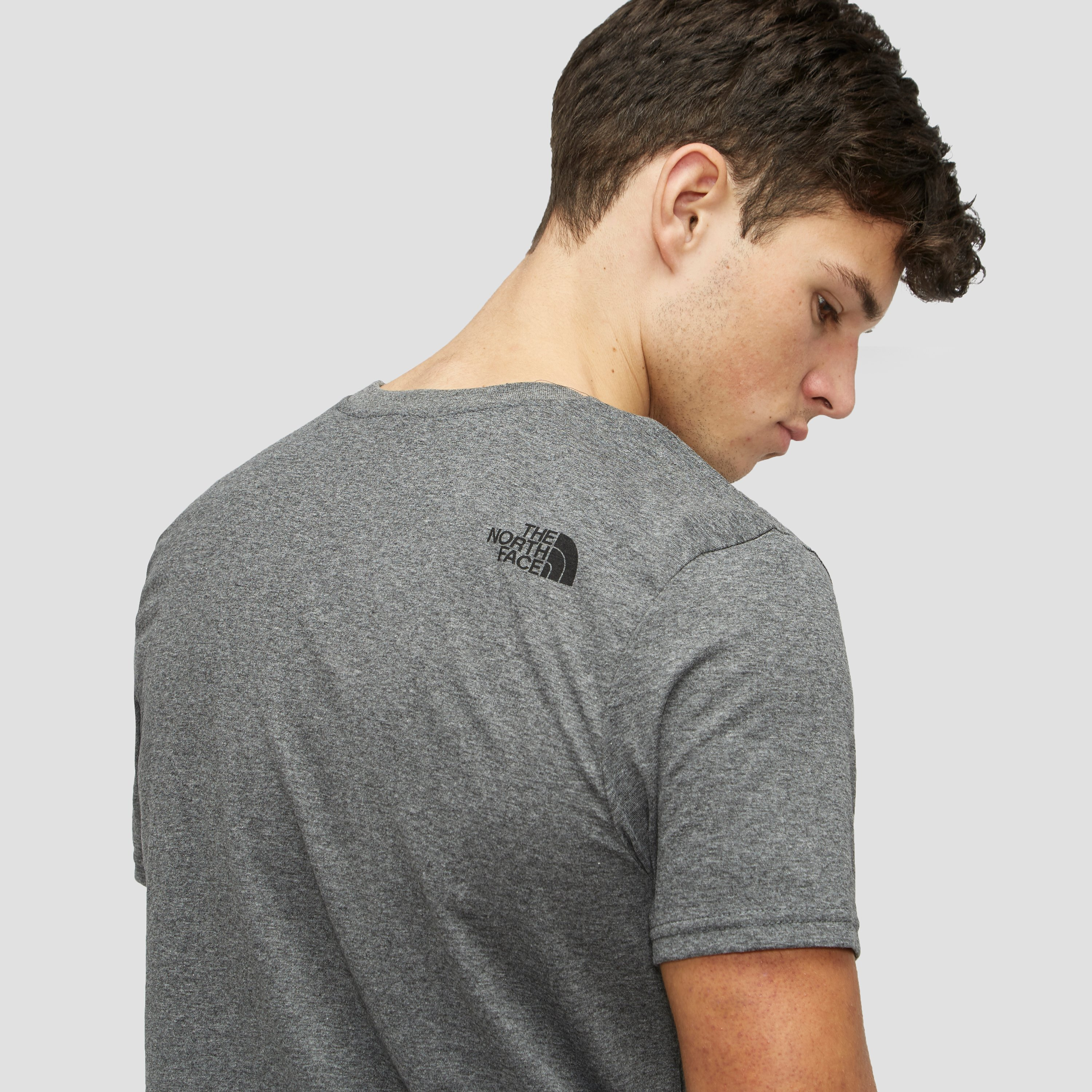 THE NORTH FACE SIMPLE DOME SHIRT GRIJS HEREN