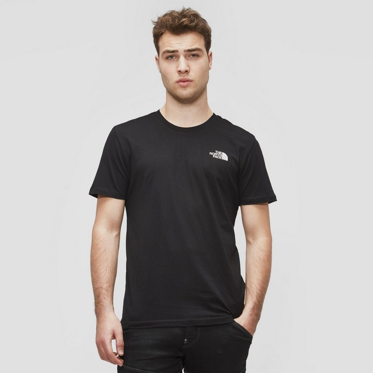 THE NORTH FACE SIMPLE DOME SHIRT ZWART HEREN