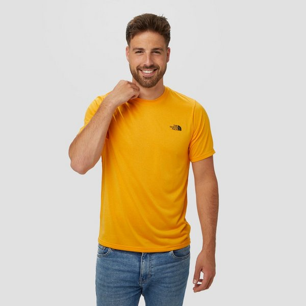 THE NORTH FACE REAXION SHIRT GEEL HEREN