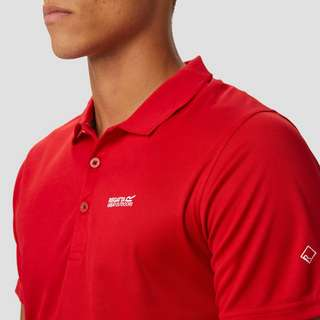 REGATTA MAVERICK OUTDOOR POLO ROOD HEREN