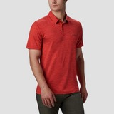 COLUMBIA TECH TRAIL OUTDOORPOLO ROOD HEREN