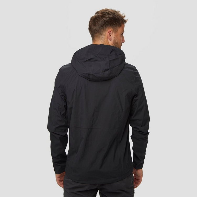 WILDEBEAST SOLON 2,5 LAYER OUTDOOR JAS ZWART HEREN