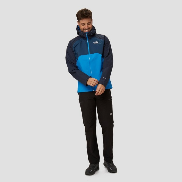 THE NORTH FACE STRATOS OUTDOOR JAS BLAUW HEREN