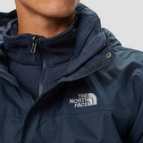 THE NORTH FACE EVOLVE II TRICLIMATE OUTDOOR JAS BLAUW HEREN