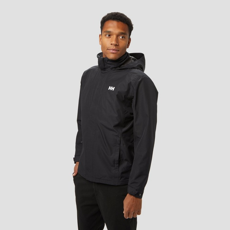 HELLY HANSEN DUBLINER INSULATED OUTDOOR JAS ZWART HEREN