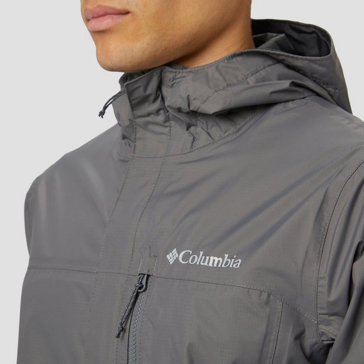 COLUMBIA POURING ADVENTURE II OUTDOORJAS GRIJS HEREN