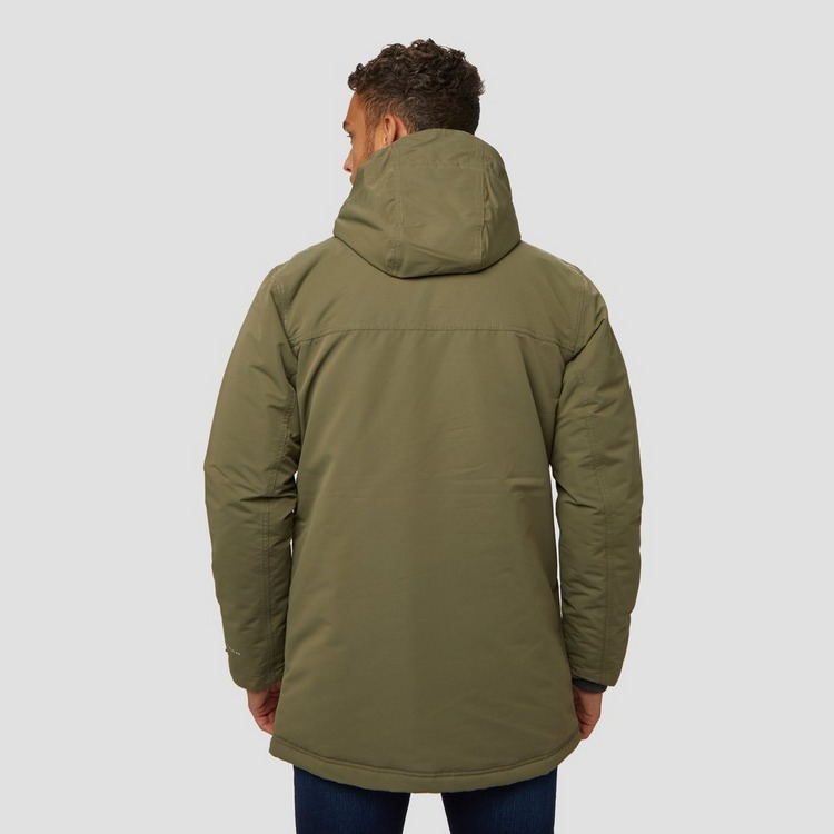 COLUMBIA RUGGED PATH PARKA OUTDOORJAS KHAKI HEREN