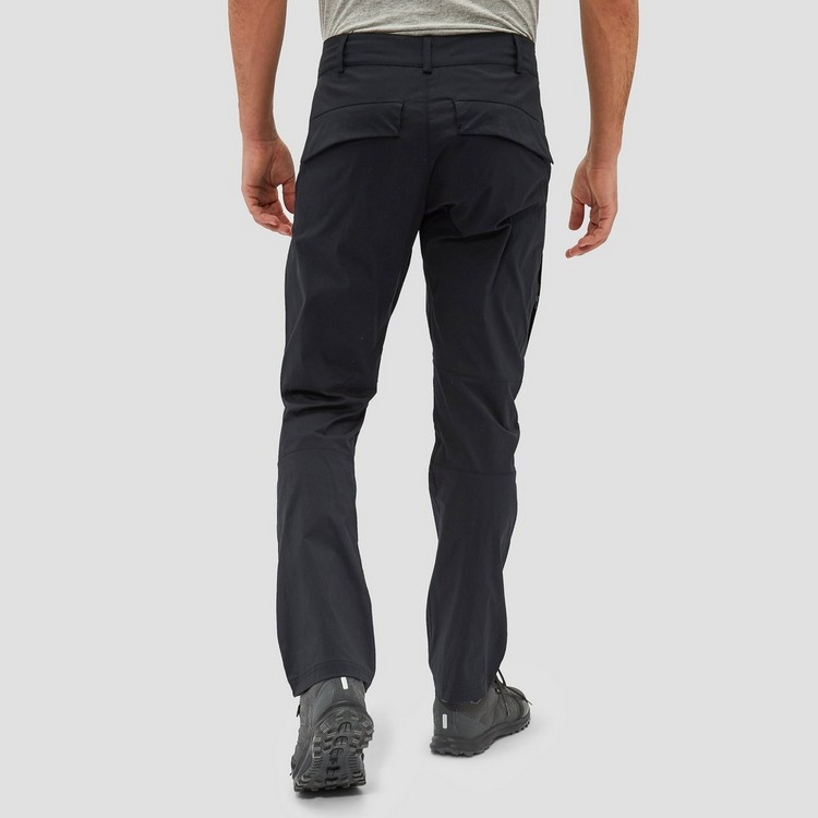 WILDEBEAST RONKS STRETCH OUTDOOR BROEK ZWART HEREN