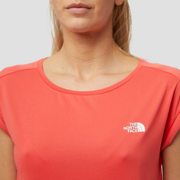 THE NORTH FACE TANKEN OUTDOOR SHIRT ROOD DAMES