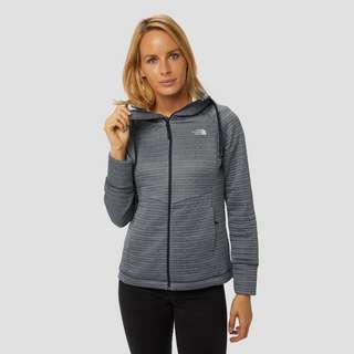THE NORTH FACE HIKESTELLER MIDLAYER OUTDOOR JAS BLAUW DAMES