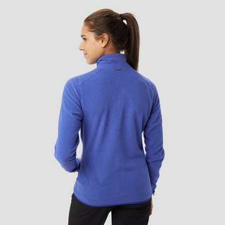 THE NORTH FACE GLACIER POLARTEC FLEECE VEST BLAUW DAMES