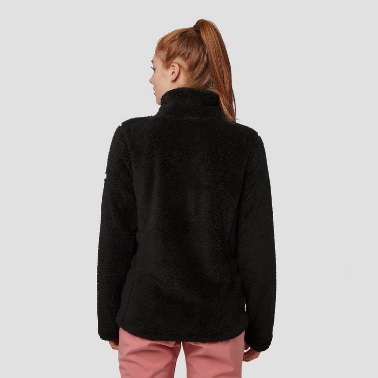 WILDEBEAST KIRA FLEECE VEST ZWART DAMES