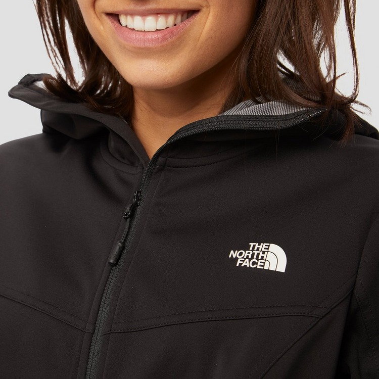 THE NORTH FACE HIKESTELLER SOFTSHELL ZWART DAMES