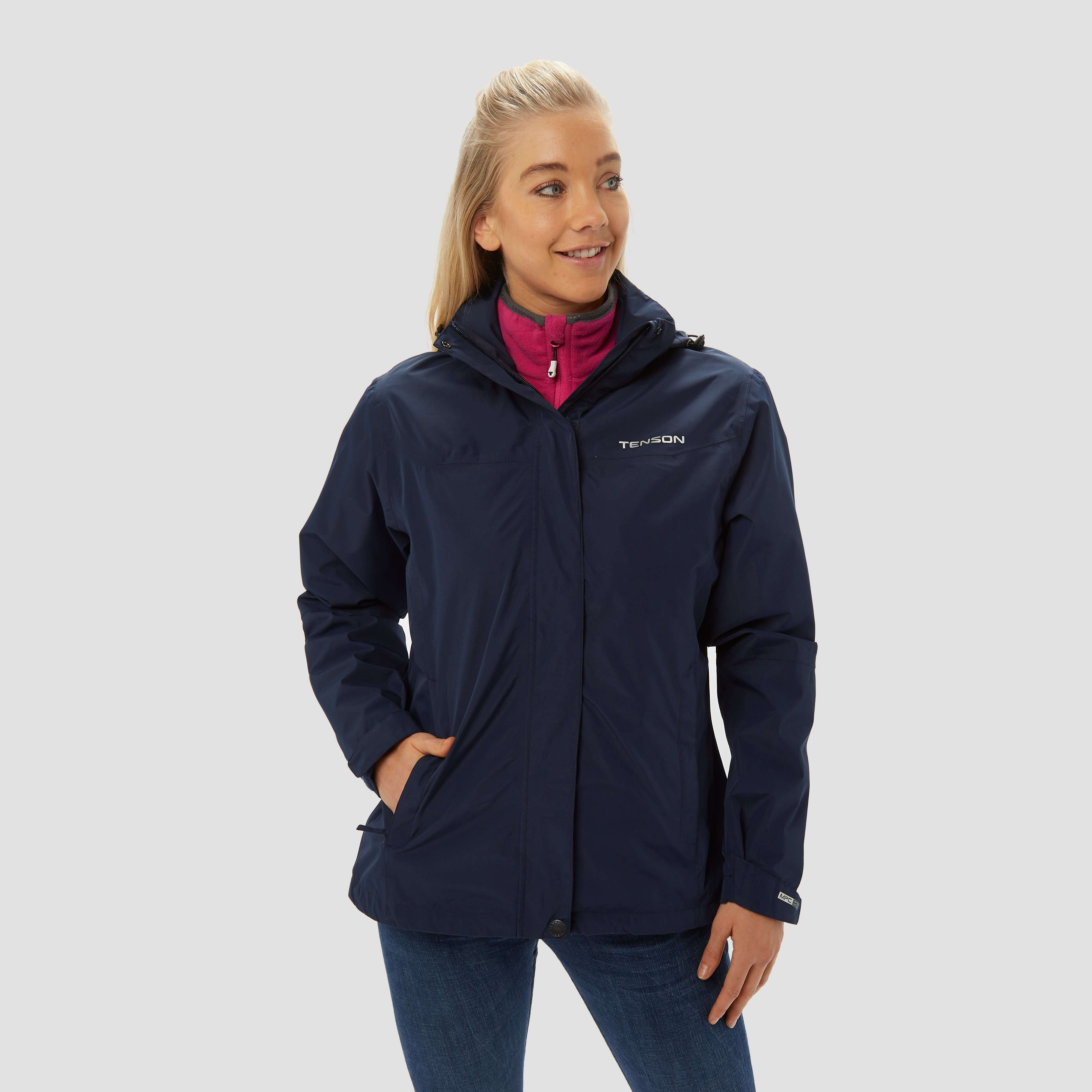 TENSON MONITOR MPC OUTDOOR JAS BLAUW DAMES