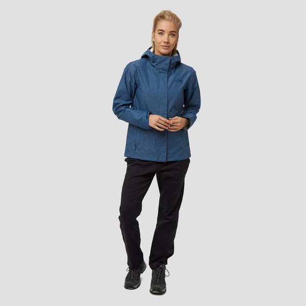 THE NORTH FACE VENTURE 2 OUTDOOR JAS BLAUW DAMES