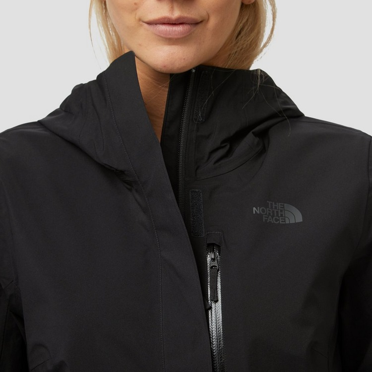THE NORTH FACE DRYZZLE OUTDOOR JAS ZWART DAMES