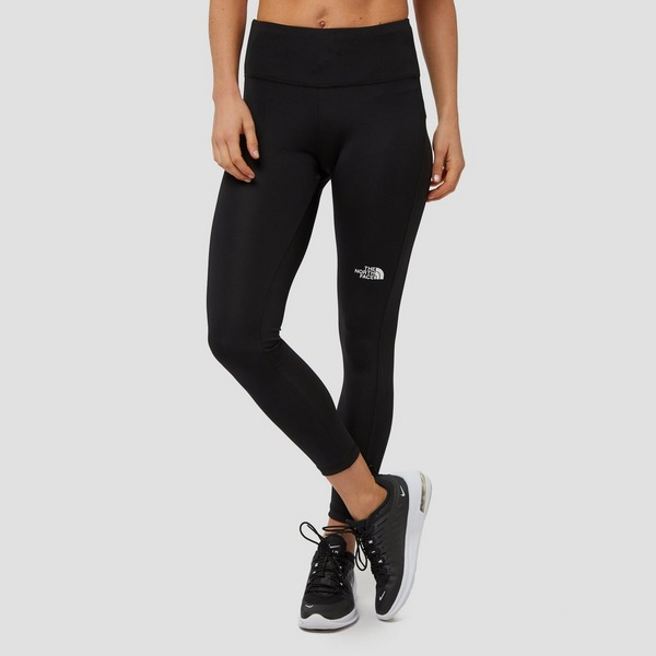 THE NORTH FACE FLEX HIGH RISE OUTDOOR TIGHT ZWART DAMES