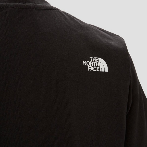 THE NORTH FACE YOUTH EASY SHIRT ZWART KINDEREN
